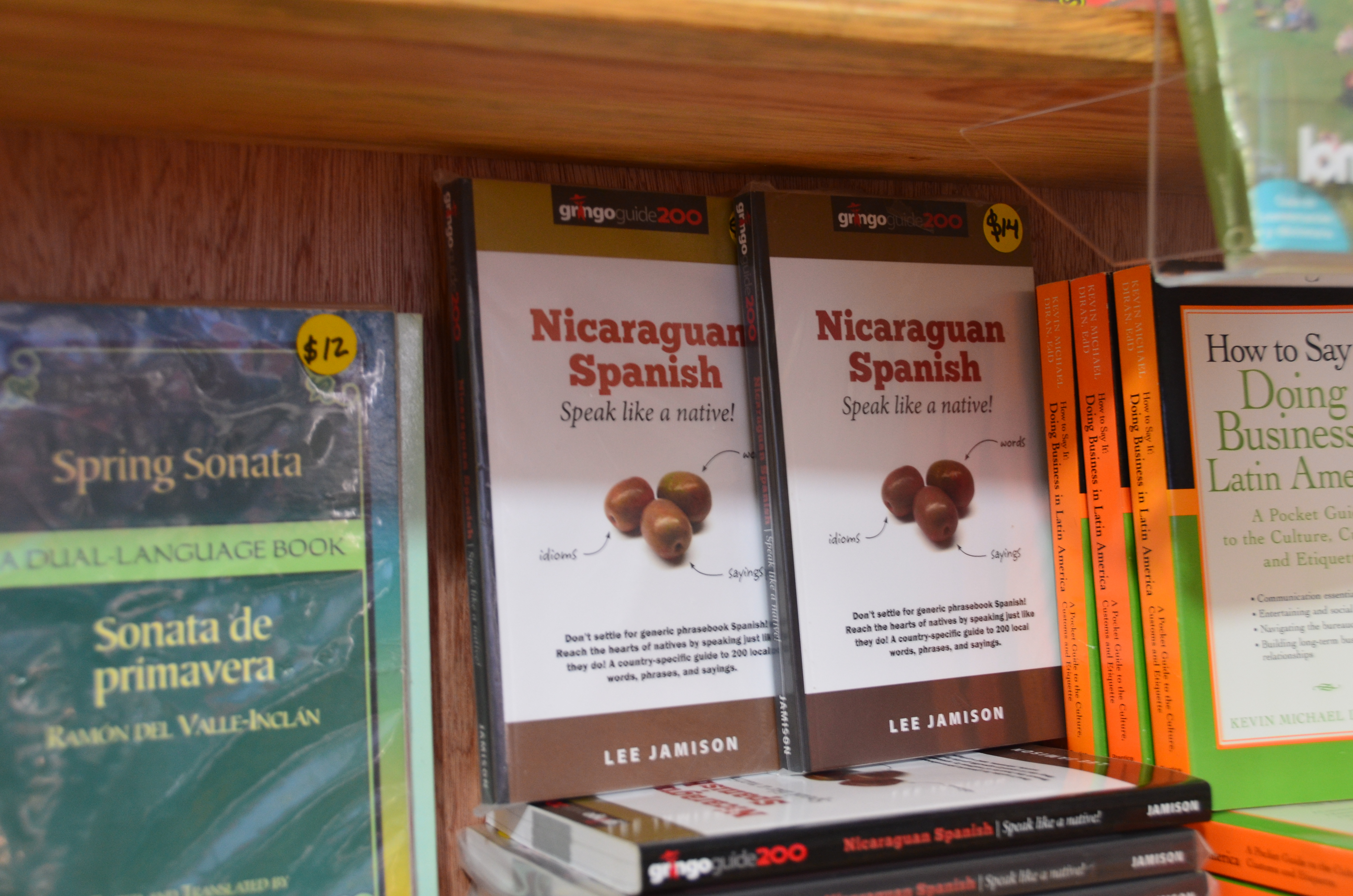 Nicaragua: A Journey of Spanish Language